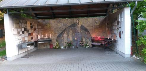 Shrine to Mary Thrice Admirable